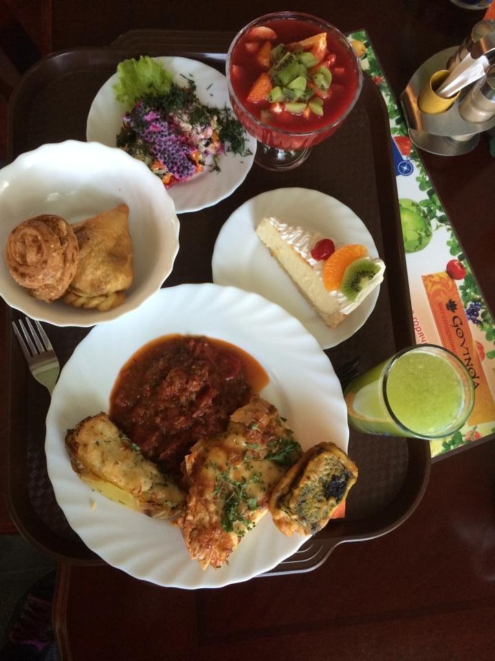 """Вегетарианский Ресторан """"говинда"""" - Омск, Омская обл. - Вегетарианский и веганский ресторан   Facebook"""