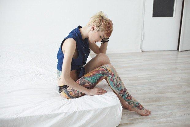 Выразите индивидуальность с помощью тату! :: Fashion Stylist