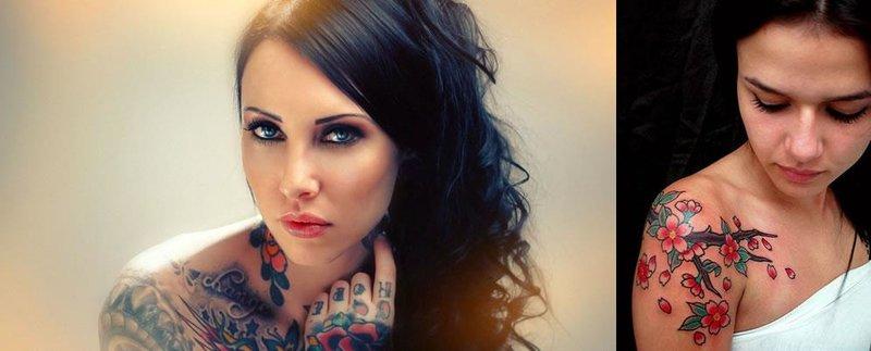 Женские татуировки | Интимные тату | 50 фотографий | Значения — Лучшая подборка!