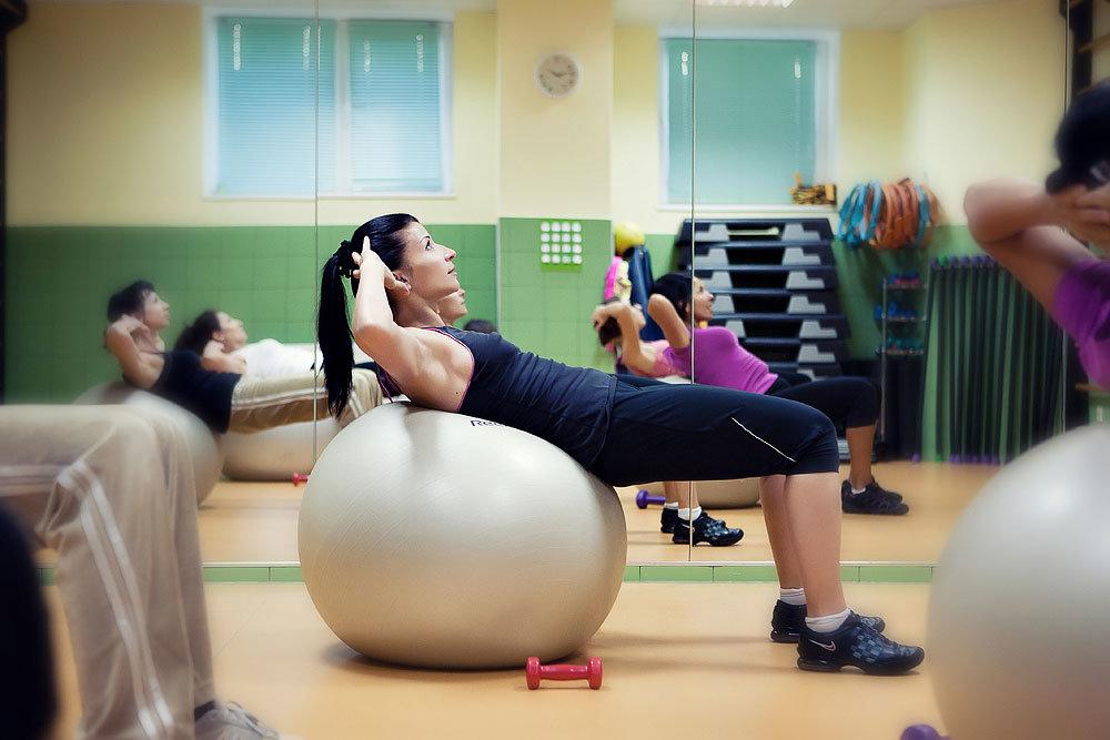 Женский фитнес клуб на Позняках (Киев)