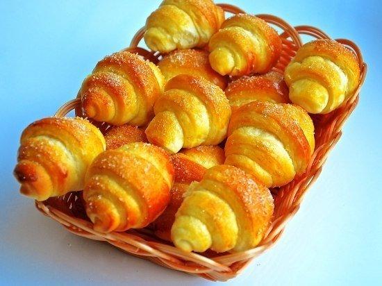 Бабушкины рецепты Рогалики