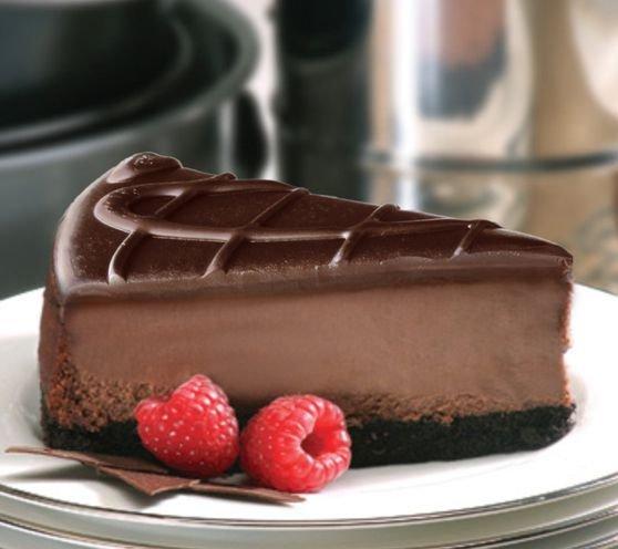 Чизкейк шоколадный (20 порций, вес 1,93 кг), страна производства США