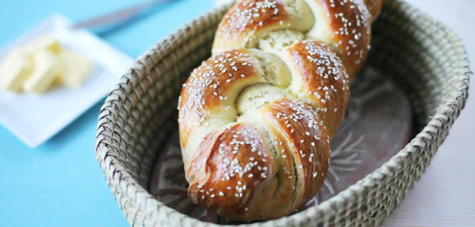 фото рецепта Домашний хлеб Плетенка