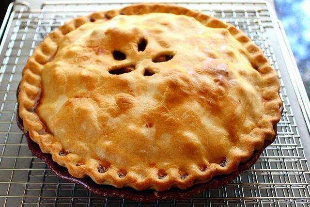 Яблочный пирог — рецепт для худеющих