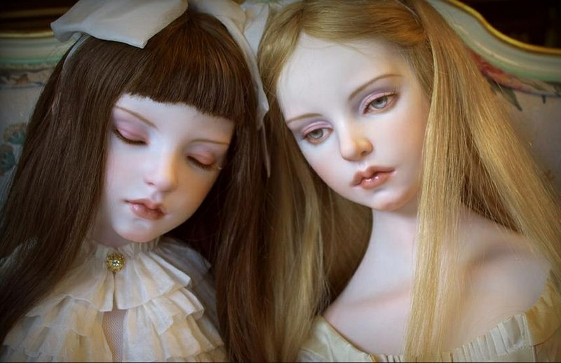 Japanese Dolls - Японские  куклы