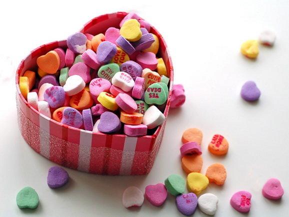 калорийность конфет