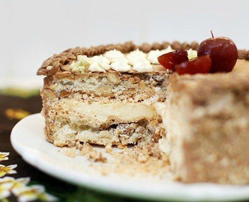 «Киевский» торт по ГОСТу