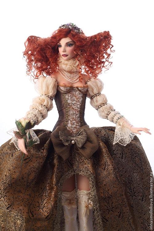 Корпоративные подарки,коллекционные куклы