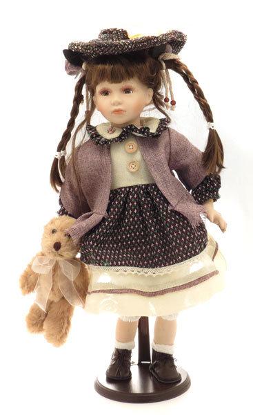куклы фарфоровые - Куколка