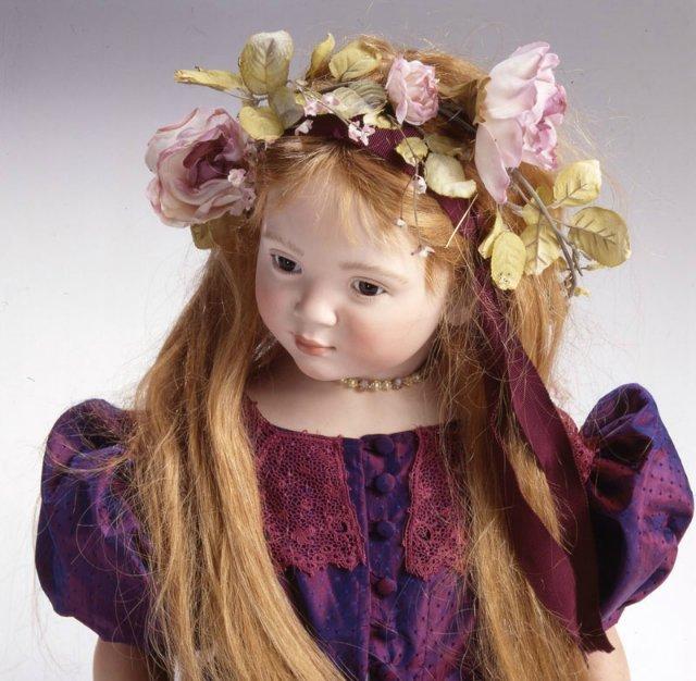 Куклы Сабины Эше (Sabine Esche)