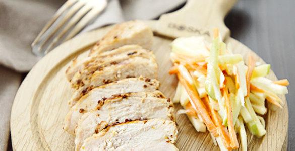 куриное филе рецепт, что приготовить на обед, быстрый обед и ужин, рецепт блюд из курицы, куриное филе с салатом
