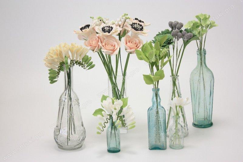 Курс по лепке цветов из полимерной глины Deco - Творческая мастерская Штуки