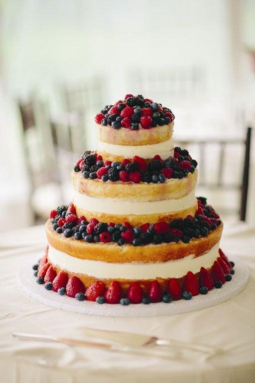 Летние торты… ммм…   Свадьба и все о ней