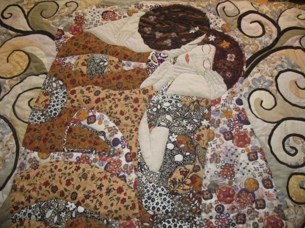 Лоскутное покрывало - artesanum com
