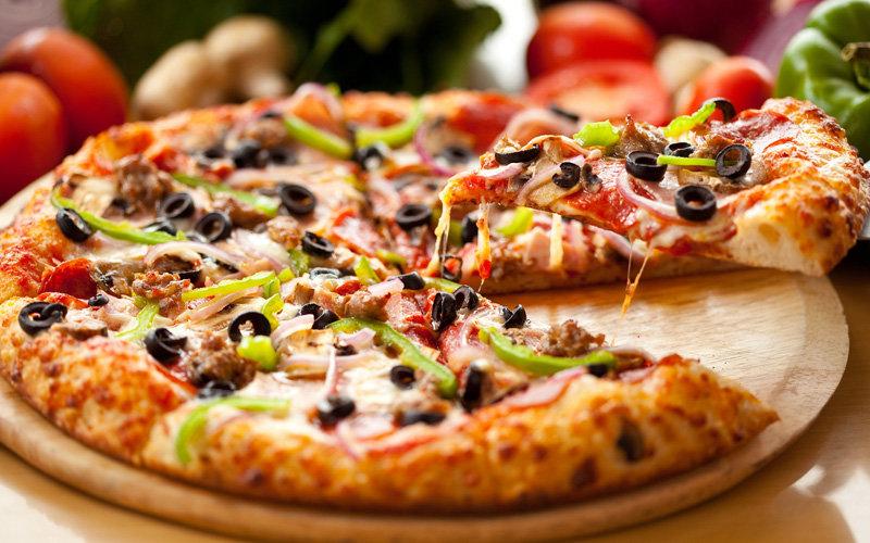 Настоящая итальянская пицца - Пиццы - Рецепты - Вкусные рецепты на каждый день