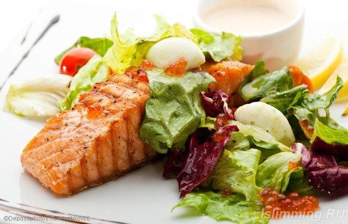 Правильное питание для мышц: примерное меню