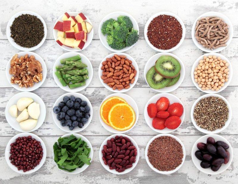 Правильное питание: с чего начать? | Glam Media Russia