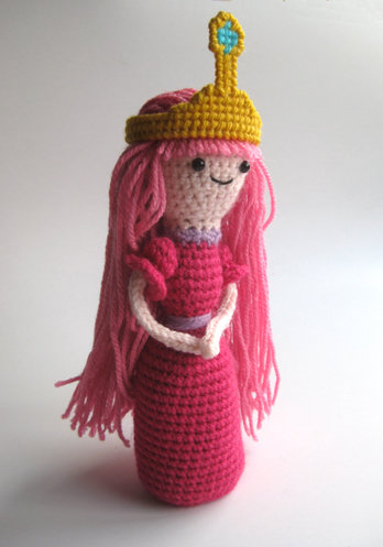Princess Bubblegum by hookrat