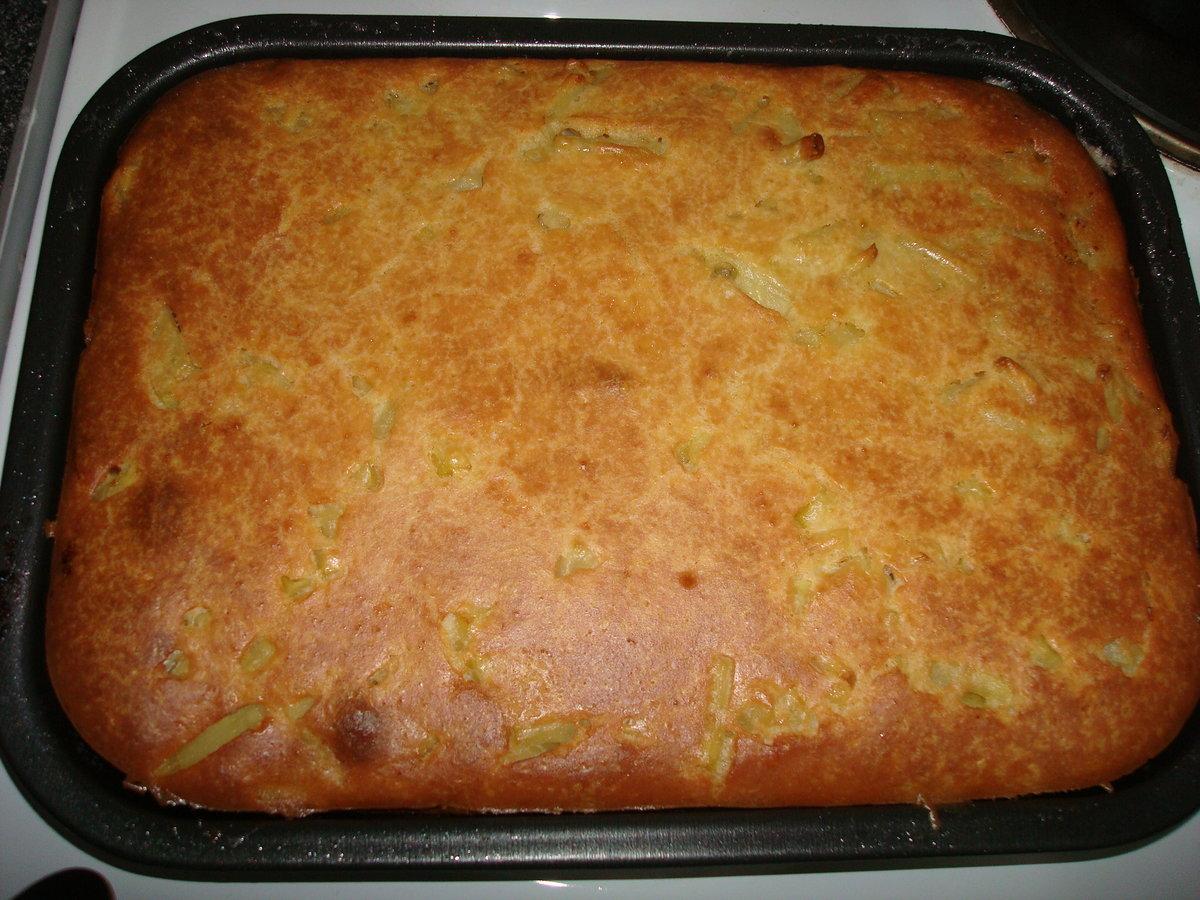 Рецепт Вкусного Пирога С Картошкой