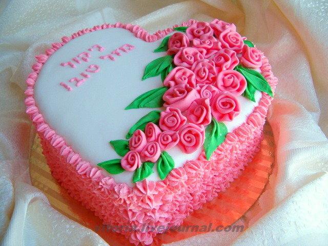 Рецепт торт 'Сердце'