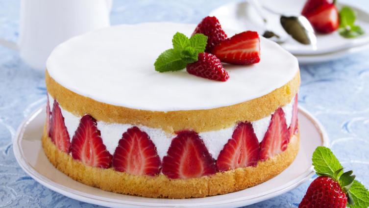 Самый вкусный торт.