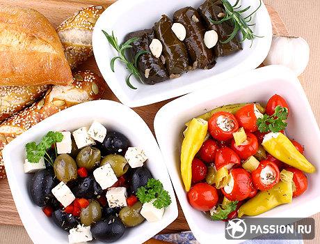 Секреты и рецепты греческой кухни