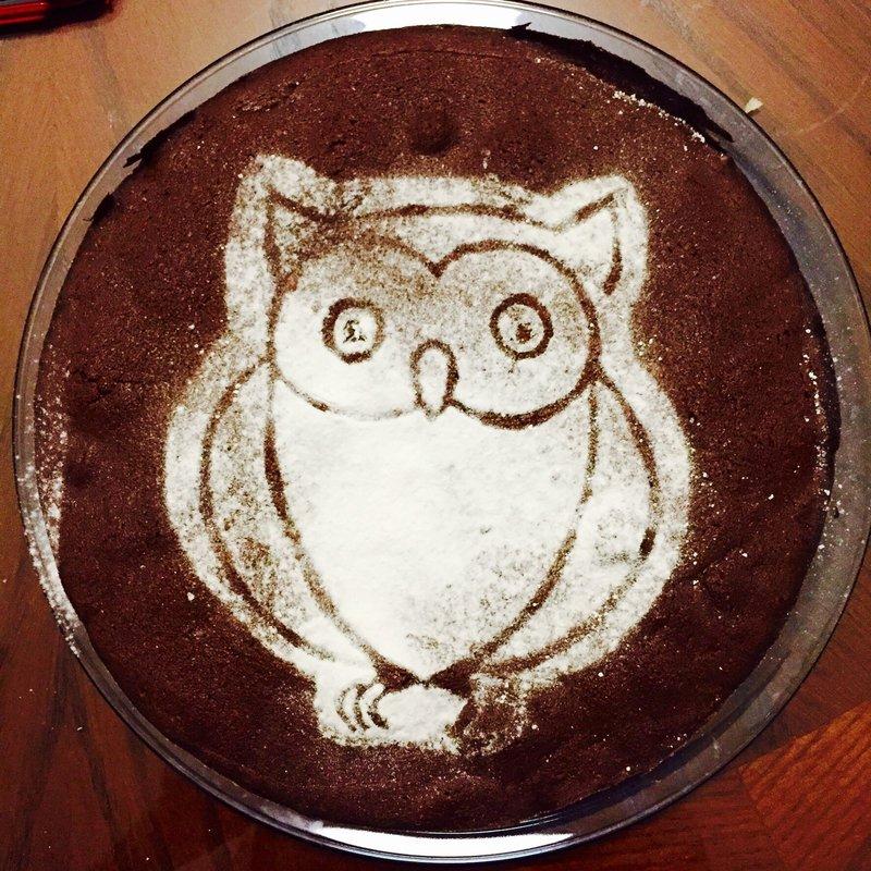 Шоколадный торт (Tenerina) рецепт с фото