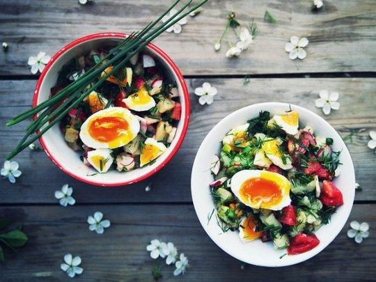 Топ-10 блогов о здоровом питании