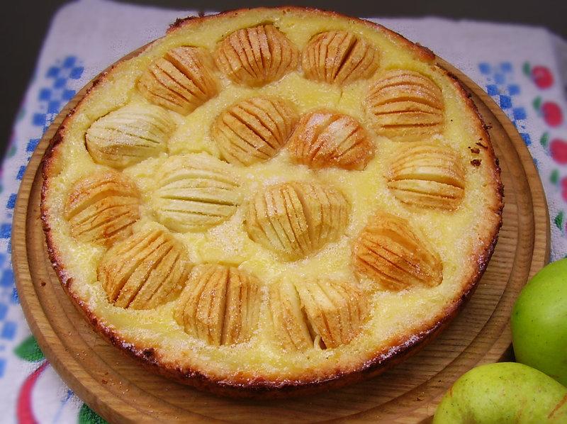 Цветаевский яблочный пирог: рецепт поэтической старины...