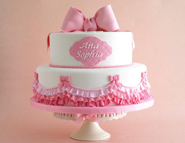 Украсить торт мастикой