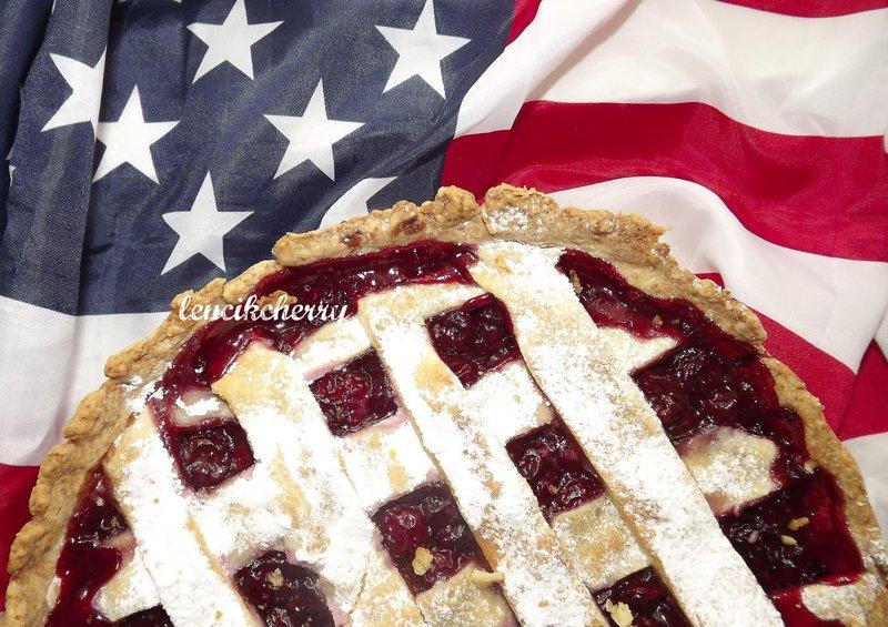 Вишневый Американский Пирог- American Cherry Pie