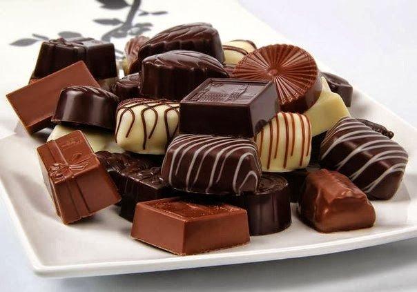 Всего восемь простых шоколадных конфет могут повысить ...