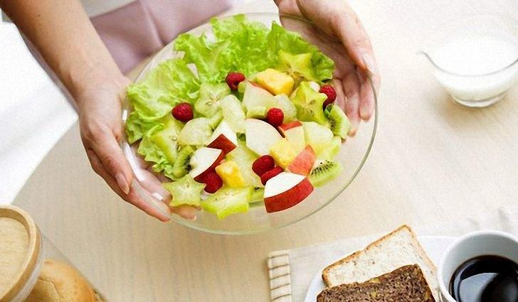 Здоровое питание для похудения - рецепты на каждый день