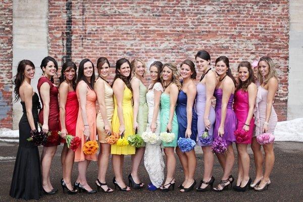 Что необходимо учесть при выборе наряда для свидетельницы / Блоги / Свадьба в Нижнем Новгороде