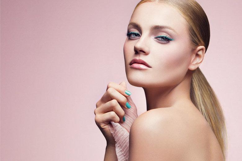 Фото - Лето 2012 - макияж от Dior.