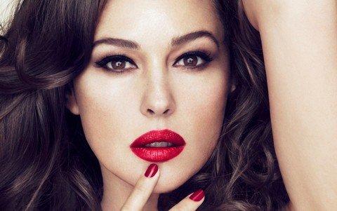 Голливудский макияж (в стиле Моники Белуччи и Милы Кунис)
