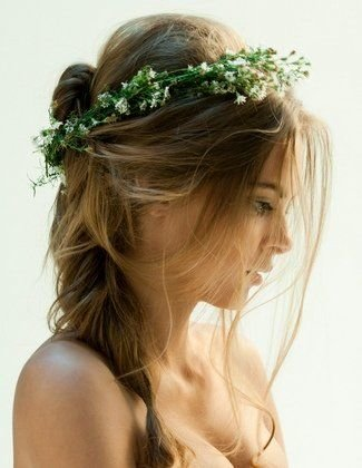 greece hairstyle simple