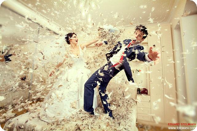 Интервью с одним из лучших свадебных фотографов Киева Эдуардом Стельмахом  / Интервью