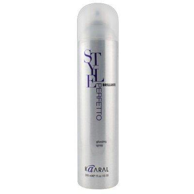 Kaaral Glossing Spray (STYLE PERFETTO) 300мл - Спрей блеск для волос
