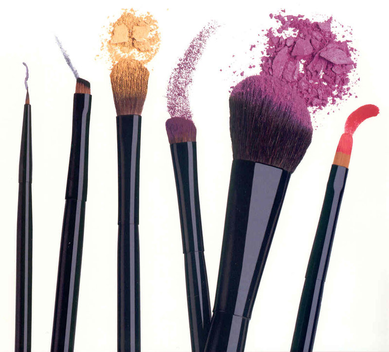 Как выбрать правильные  кисти для макияжа и визажа! Советы визажиста!