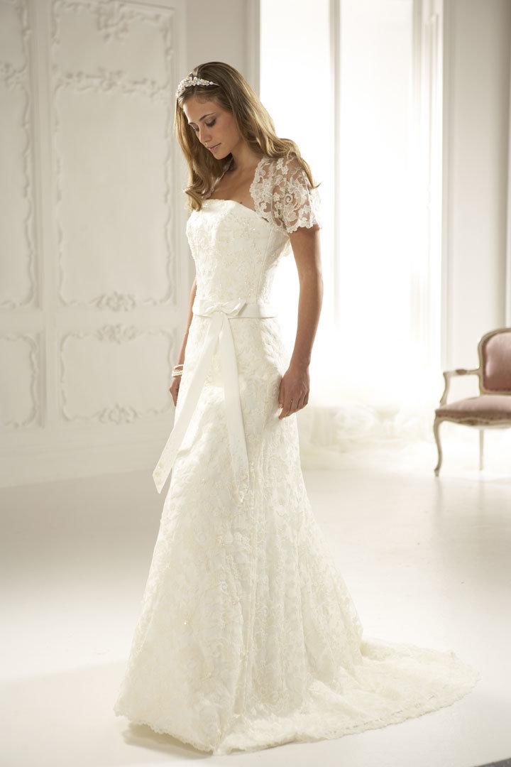 Платье для венчание какого цвета