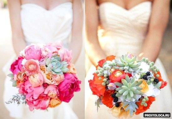 Какой букет невесты выбрать?