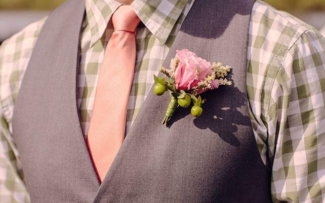 Какой галстук выбрать жениху? | LIGA GENTLEMEN