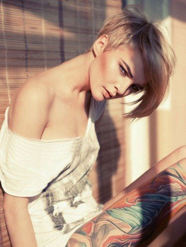 Короткие женские стрижки 2013: Модные идеи - Красота и стиль - Секреты красоты - Мода и Красота - IVONA - bigmir)net - IVONA
