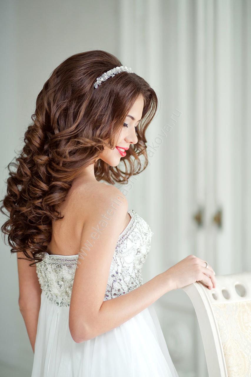 невесты фото причесок искренние душевные