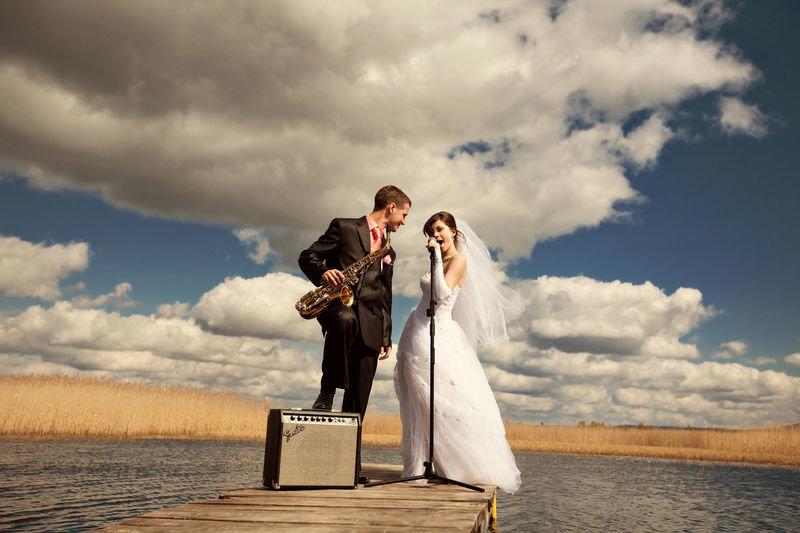 Музыка на свадьбу,ювилей и др. торжества. Саксофон,Свет, Дым, Стробоскоп