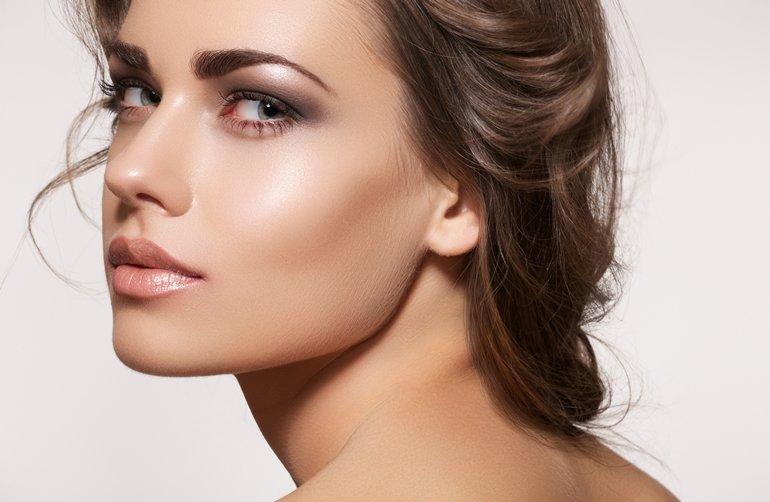 Nude make-up или макияж без макияжа