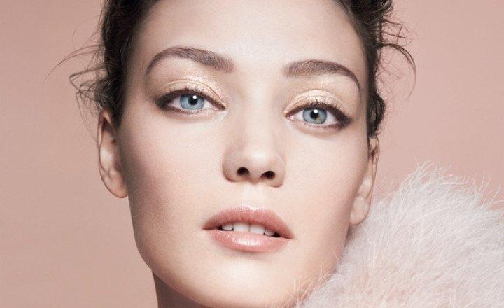 Ода оттенкам nude в коллекции макияжа Giorgio Armani