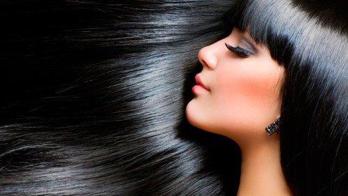 Спрей блеск для волос