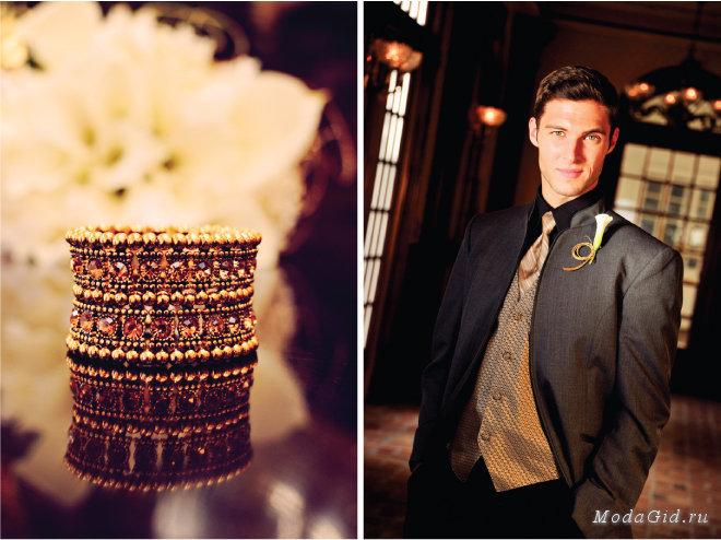 """Свадебная мода: Свадьба в стиле фильма """"Великий Гэтсби"""""""